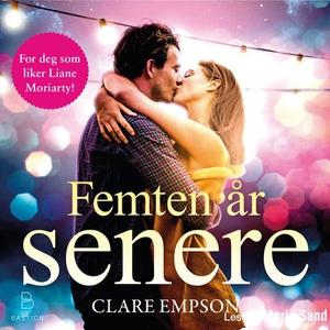 Femten år senere (lydbok) av Clare Empson