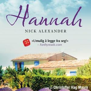Hannah (lydbok) av Nick Alexander