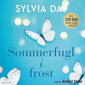 Sommerfugl i frost (lydbok) av Sylvia Day