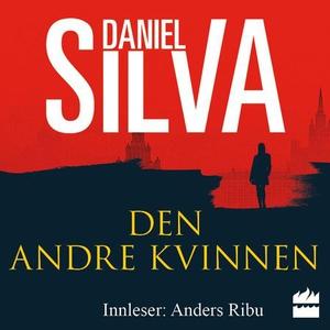 Den andre kvinnen (lydbok) av Daniel Silva