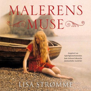 Malerens muse (lydbok) av Lisa Strømme