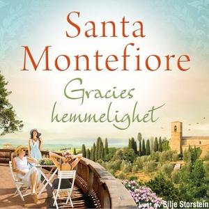 Gracies hemmelighet (lydbok) av Santa Montefi