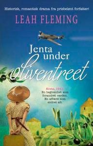Jenta under oliventreet (ebok) av Leah Flemin