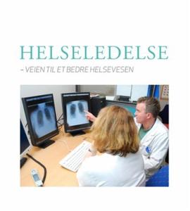 Helseledelse (ebok) av Tore Audun Høie