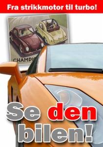 Se den bilen! (ebok) av Anders De Lange