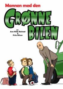 Mannen med den grønne bilen (ebok) av Ann Hil