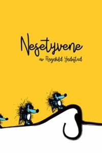 Nesetyvene (ebok) av Ragnhild Yndestad