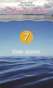 Siste sjanse (lydbok) av Salmund Kyvik, Nina