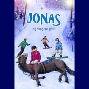 Jonas og skogens gåte (lydbok) av Mrs. Maple