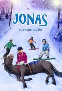 Jonas og skogens gåte (ebok) av Mrs. Maple, M