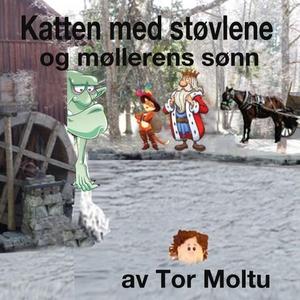Katten med støvlene (lydbok) av Tor Moltu