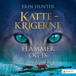 Flammer og is (lydbok) av Erin Hunter