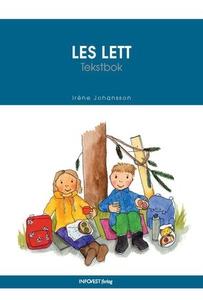 Les lett (ebok) av Iréne Johansson