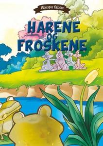 Harene og froskene (ebok) av Æsop