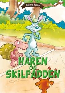 Haren og skilpadden (ebok) av Æsop