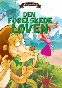 Den forelskede løven (ebok) av Æsop