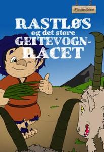 Rastløs og det store geitevognracet (ebok) av