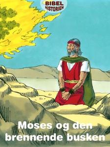 Moses og den brennende busken (ebok) av Ukjen