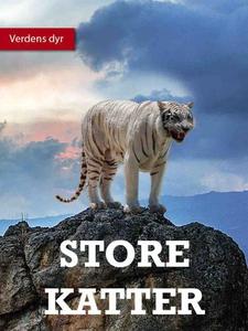 Store kattedyr (ebok) av Lindsey Wilson