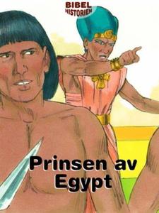 Prinsen av Egypt (ebok) av Ukjent