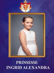 Prinsesse Ingrid Alexandra (ebok) av Anniken