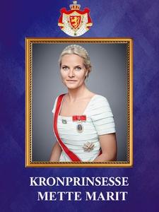 Kronprinsesse Mette-Marit (ebok) av Anniken S