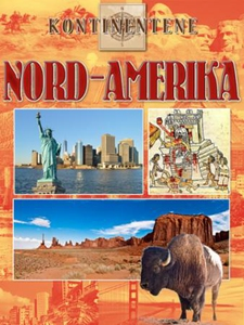 Nord-Amerika (ebok) av Camilla Jonsson