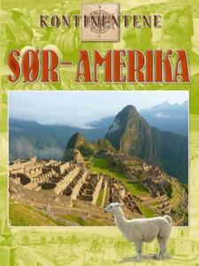 Sør-Amerika (ebok) av Tania Cheslaw