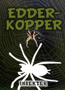 Edderkopper (ebok) av Lindsey Wilson