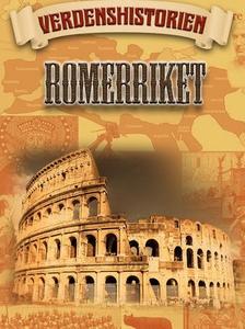 Romerriket (ebok) av Victoria Turner