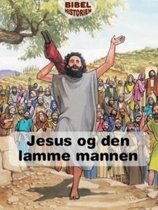 Jesus og den lamme mannen (ebok) av Ukjent