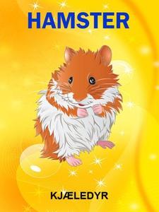 Hamster (ebok) av Tania Cheslaw