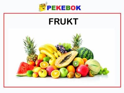 Frukt (ebok) av Ukjent