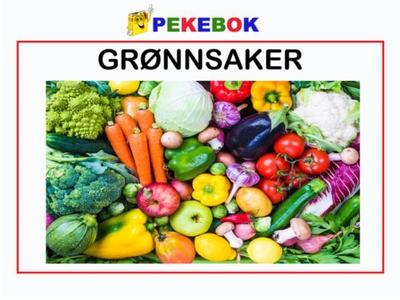 Grønnsaker (ebok) av Ukjent