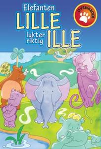 Elefanten Lille lukter riktig ille (ebok) av
