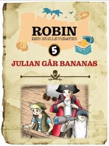 Julian går bananas (ebok) av Pat Summer
