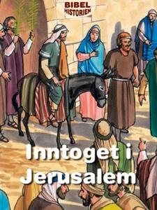 Inntoget i Jerusalem (ebok) av Ukjent