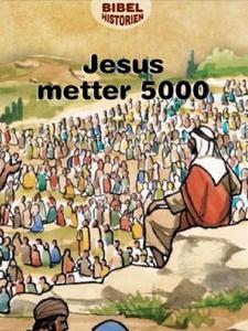 Jesus metter 5000 (ebok) av Ukjent