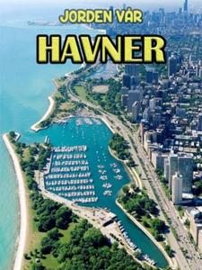 Havner (ebok) av Edward Alan Kurtz