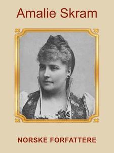 Amalie Skram (ebok) av Cathrine Engebret