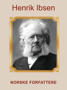 Henrik Ibsen (ebok) av Cathrine Engebret