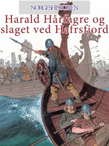 Harald Hårfagre og slaget ved Hafrsfjord (ebo