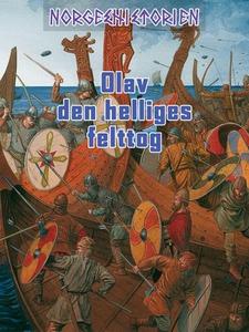 Olav den helliges felttog (ebok) av Claus Kra