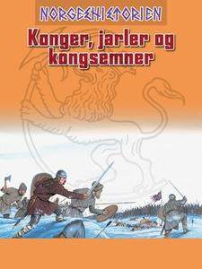 Konger, jarler og kongsemner (ebok) av Kim Hj