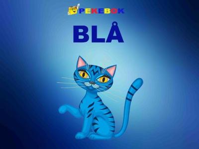 Blå (ebok) av Ukjent