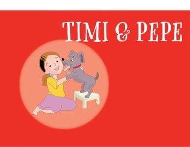 Timi og Pepe (ebok) av Mathew Chapman