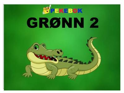Grønn 2 (ebok) av Ukjent