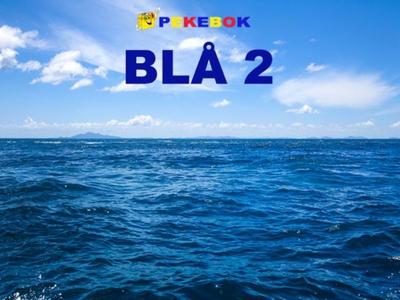 Blå 2 (ebok) av Ukjent