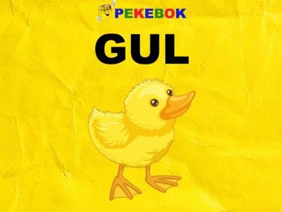 Gul (ebok) av Ukjent