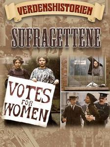 Suffragettene (ebok) av Victoria Turner